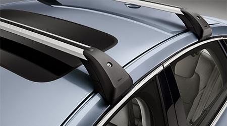 Volvo Dachgepäckträger bei Berglar Lipsptadt